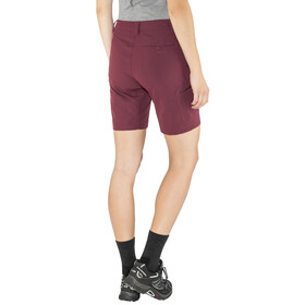 Mammut Hiking Shorts Women merlot